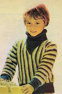chlapec-pulovr
