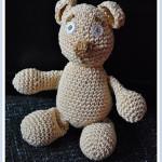 """Miloučký světlý medvídek """"Teddy Bear"""""""