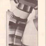 Dětský letní komplet – kalhoty a bolerko