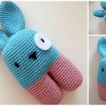 Dvounohý králíček
