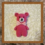 Malinkatý medvídek