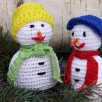 Dva sněhuláčci