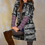 Dámský kabát Elfin Color