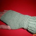 Bezprsté rukavice – návleky