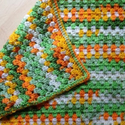 barevná deka