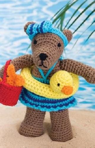 plážový medvídek