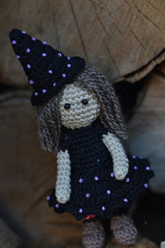 mala čarodějka