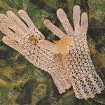 Dámské společenské rukavičky