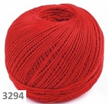 3294 - jasně červená