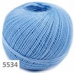 5534 - blankytná modř