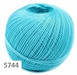 5744 - modrý tyrkys