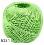 6124 - žlutozelená