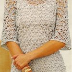 Dlouhý pulovr nebo tunika