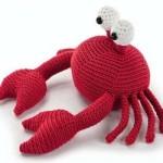 Červený krab