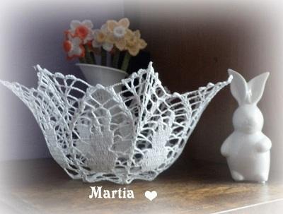 košíček Martia