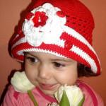 Beruškový klobouček
