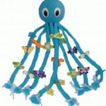 Chobotnička na sponky