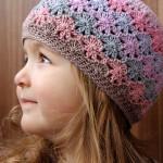 Kytičková čepice