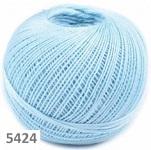 5424 - nebeská modř