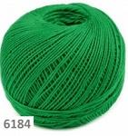6184 - trávově zelená