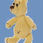 Žlutý medvídek Teddy