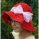 Červený klobúk